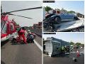 FOTO Zverejnili príčinu mrazivej nehody na D1: Všetko bolo inak, polícia opísala sekundy hrôzy