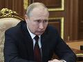 Zlá správa pre Putina: Jeho popularita sa rozpadá, prieskum značí blížiaci sa pád