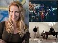 Dávne tajomstvo hovorkyne Richarda Sulíka: Speváčka v kapele, vypočujte si jej HIT