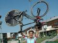 FOTO David prekonal šialený rekord: Jeho súčasťou bolo aj Slovensko a Bratislava!