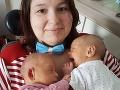 Prírastok v OĽaNO: Z prvej slovenskej poslankyne na vozíčku je trojnásobná mama, FOTO krásnych dvojičiek