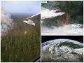 Desivé lesné požiare na Sibíri nemajú konca: Ich obnova môže trvať aj vyše sto rokov