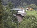 V anglickom grófstve hrozí pretrhnutie priehrady: VIDEO Trhlina sa zväčšuje, evakuácia obce