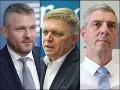 Strany reagujú na Kočnerove SMS, VIDEO Fico hovorí o krytí, Bugár a Pellegrini sa zhodli: Padni, komu padni