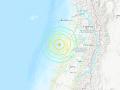 V čilskej metropole sa triasla zem: Santiago zasiahlo silné zemetrasenie