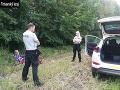 Nezvestného muža (49) vypátrala polícia: Našli ho podchladeného, pravdepodobne mu zachránili život