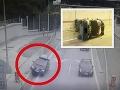 V tuneli Sitina sa prevrátilo auto: VIDEO Zásah všetkých zložiek! Zranené aj štyri deti