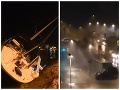 Extrémne búrky v dovolenkovom raji Slovákov: VIDEÁ pohromy, obrovský vietor a ulice pod vodou