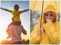 Meteorológovia varujú: Čaká nás intenzívny dážď, silný vietor a horúčavy