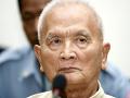 Zomrel predstaviteľ bývalého režimu Červených Kmérov: Za genocídu bol odsúdený na doživotie