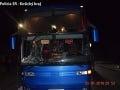 Zrážku s autobusom neprežil muž