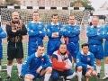 Šéf SNS Danko na FOTO z roku 1998: Futbalové mužstvo, nájdete aj Kašického a Gajdoša?