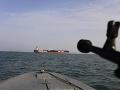 Perzský záliv ako zápalková