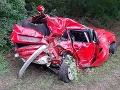 Dopravná nehoda v Košickom