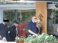Michael Douglas a Catherine Zeta Jones si užili najprv Bratislavu.