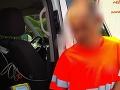 Ľudská nezodpovednosť nemá hraníc: Kamionista sa pred cestou poriadne posilnil alkoholom