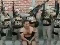 Krvavá vojna kartelov: Desivé VIDEO pred popravou bossa pripomína teroristov ISIS