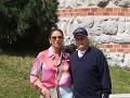 Michael Douglas a Catherine Zeta Jones si užívajú Vysoké Tatry.
