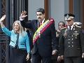 Nahnevaný Maduro odvolal rokovania s opozíciou: Za všetko môže Trump!