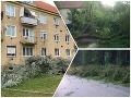 Slovensko zasiahli silné búrky! VIDEO Rozsiahle škody spôsobil nebezpečný jav bow echo