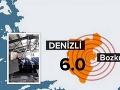 PRÁVE TERAZ Neďaleko turistického letoviska v Turecku udrelo silné zemetrasenie