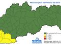 Slovensko znovu zachvátia horúčavy