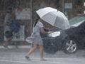 Čína vydala varovanie najvyššieho stupňa pred tajfúnom Lekima