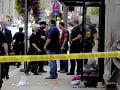 Krvavá dráma v Pittsburgu: FOTO Muž napadol nožom na zastávke dve ženy, jedna zomrela