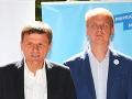 Andrej Hlina a Miroslav Beblavý