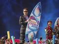 Robert Downey Jr. si tiež prevzal cenu.