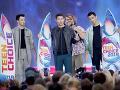Jonas Brothers sa radovali z ocenenia.