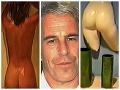 Pohľad do Epsteinovej vily neresti: Policajná razia odhalila sexuálne úlety a FOTO mladých dievčat