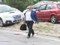 Marian Kočner bol vypovedať na NAKA v Nitre v prípade vraždy novinára Jána Kuciaka.
