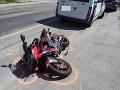 Hrozivá bilancia na cestách Trnavského kraja: Za víkend sa stali až štyri havárie motorkárov