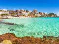 Ďalší horor na Malorke: FOTO Turistku (20) znásilnili na pláži dvaja muži, polonahá utekala do mora