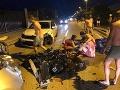 Auto do neho vpálilo v plnej sile! Jasný odkaz Šimona (27), ktorý sa ocitol zoči-voči smrti v Chorvátsku