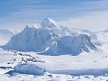 Vedci skúmali sneh v