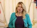 Koaličná zmluva sa blíži ku koncu: Prezidentka Čaputová prehovorila, čo by urobila, ak by padla vláda