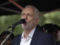 Corbyn sa chce stať dočasným premiérom a zabrániť brexitu bez dohody: Takýto má plán