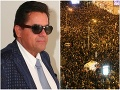Kočnerove správy pobúrili verejnosť: FOTO Reagujú politické strany, po lete prídu protesty