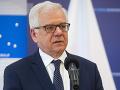 Šéf poľskej diplomacie Czaputowicz naznačil, že možno odstúpi: Je čas na zmenu, povedal