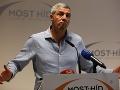 MIMORIADNA TLAČOVKA Bugár vyhlásil, že Kočner je zlo: Stretli sa vraj len na raňajkách