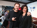 Alexander Bárta a Zuzana Fialová si spolu zahrajú v komediálnom seriáli Delukse.