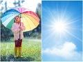 PREDPOVEĎ na víkend: Po výdatných dažďoch príde zmena, v nedeľu udrú trópy