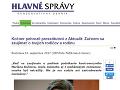 Hlavné správy nazvali Kuciaka aj presstitútom z Aktualít.