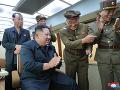 Spojené štáty, traste sa! KĽDR podrobila skúške novú zbraň