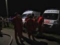Nočná tragédia na Ukrajine: Pri požiari v Odese zahynulo osem ľudí, prezident hovorí o zlyhaní
