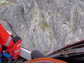 Horskí záchranári pomáhali turistke v Prosieckej Doline: Bola vyčerpaná a mala závraty