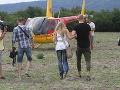 Erika Judínyová počas DOD v Markíze letela aj vrtuľníkom.