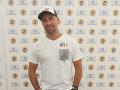 Fitness tréner Maroš Molnár